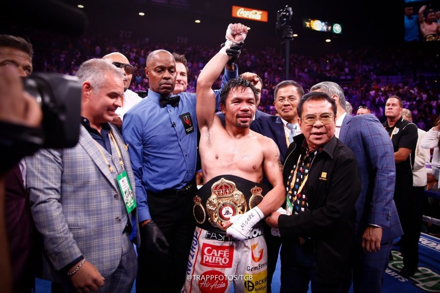 What Is Next for Manny Pacquiao