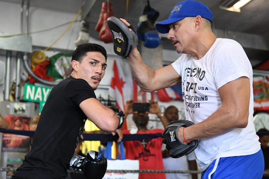 Teofimo Lopez is on the fast track to a world title shot. Standing in his way is a fellow unbeaten fighter, Masayoshi Nakatani, the longtime OBPF lightweight king who represents the stiffest test of Lopez's young career.