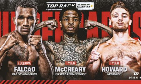 July 19 Undercard