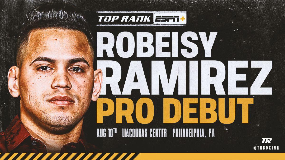 Robeisy Ramirez