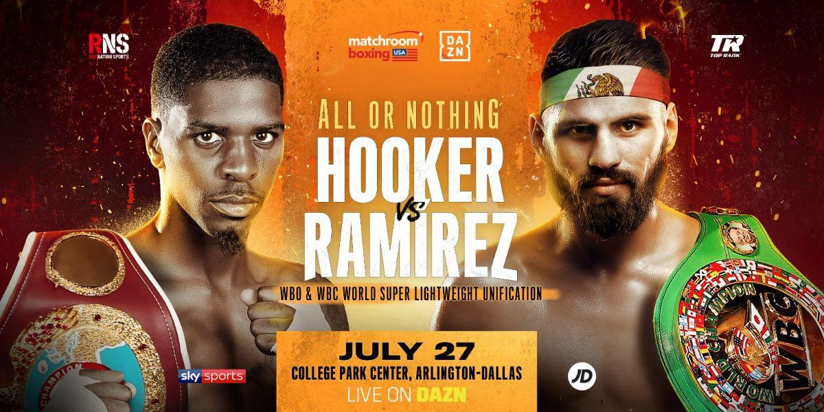 Hooker vs. Ramirez Results