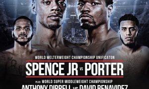 Spence vs. Porter Undercard