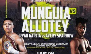 Munguia vs. Allotey