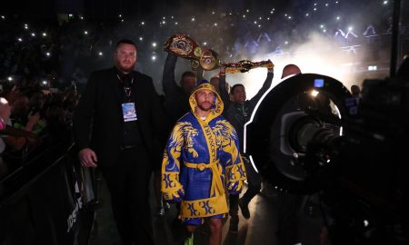 Lomachenko defeats Campbell