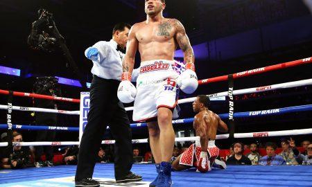 Sosa defeats Rhodes