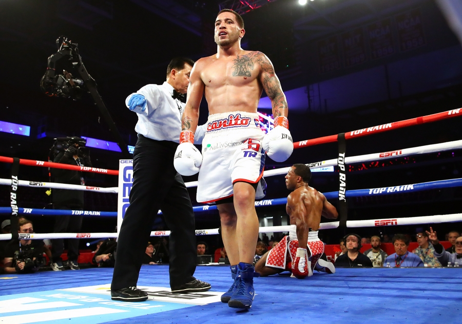 Jason Sosa vs  Haskell Lydell Rhodes Fight Results | Round By Round