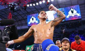 Magdaleno Beats Rivera