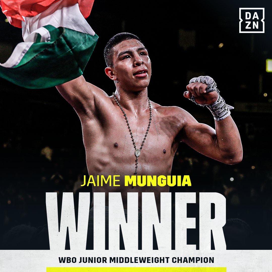 Jaime Munguia