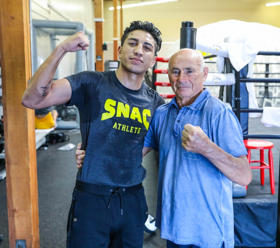 Mario Barrios Training Camp Quotes & Photos | Round By Round