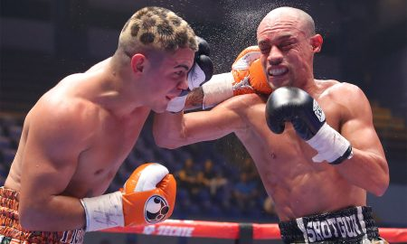 Diaz defeats Cuadro