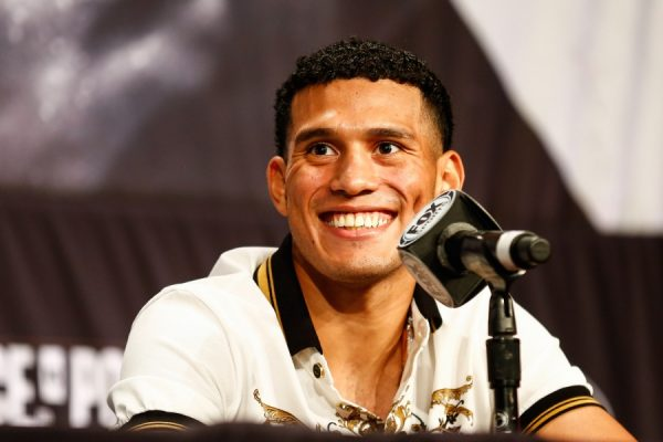 It's one thing to become a champion at a young age, but it's another thing entirely to be considered the best in your respective division. That's the case with David Benavidez.