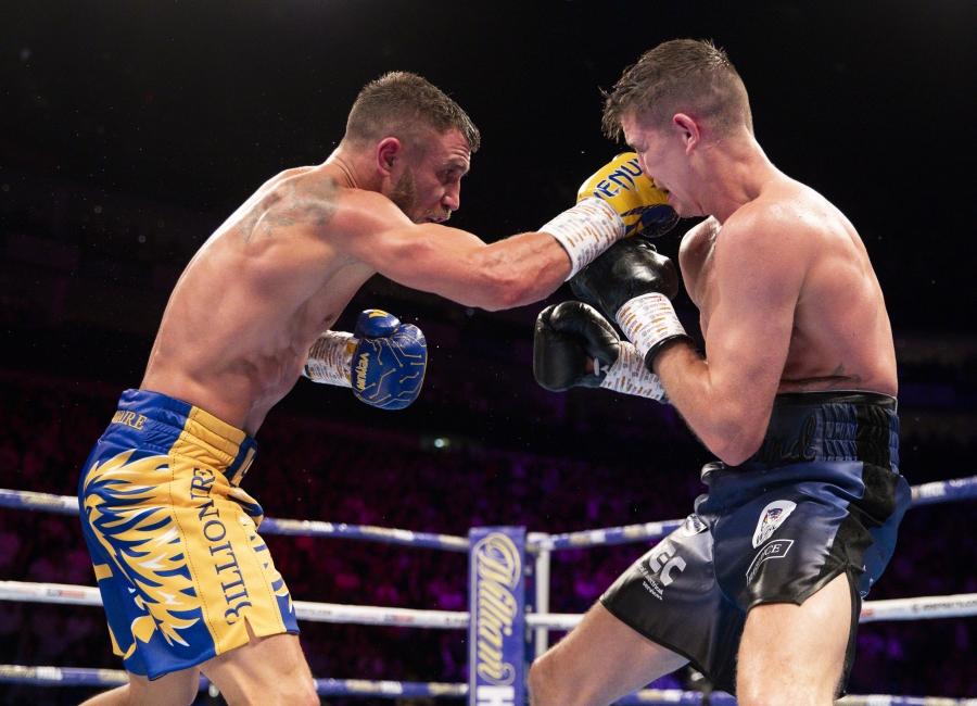 Photos   Vasiliy Lomachenko Vs. Luke Campbell Fight Night   Round By Round Boxing