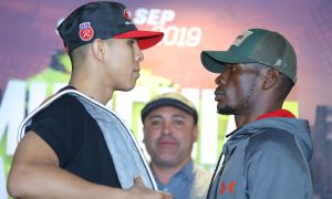 Jaime Munguia vs. Patrick Allotey