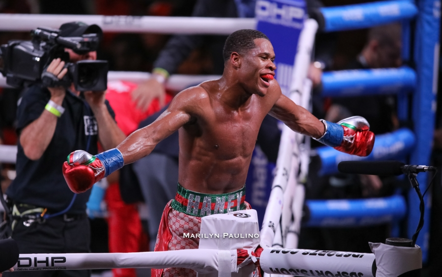 The youngest fighter on this list checks in at No. 2 here. 21-year-old Devin Haney (24-0, 15 KOs) is somewhat of a prodigy.