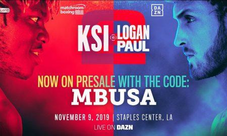 KSI Logan Paul 2