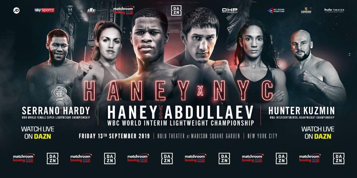 Haney-Abdullaev Results