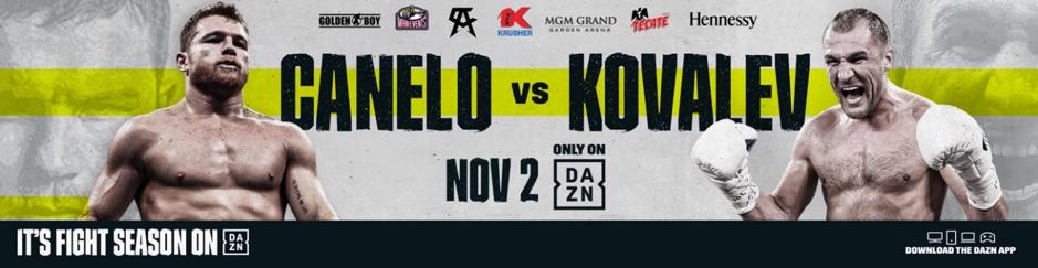 Canelo vs. Kovalev