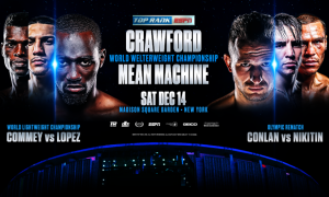 Crawford vs. Mean Machine