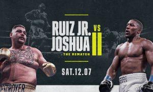Ruiz vs. Joshua 2