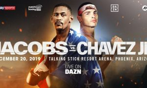 Daniel Jacobs vs. Julio Cesar Chavez Jr.
