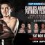 November 30: Carlos Adames-Patrick Teixeira Title Eliminator