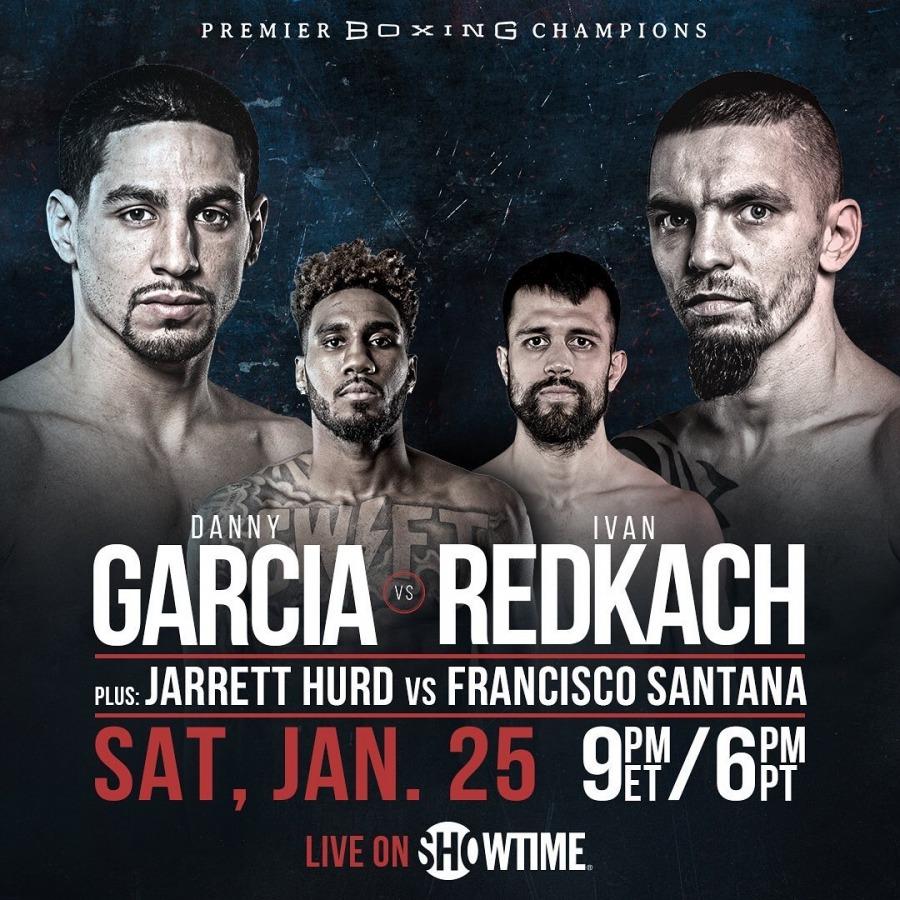 Garcia vs. Redkach