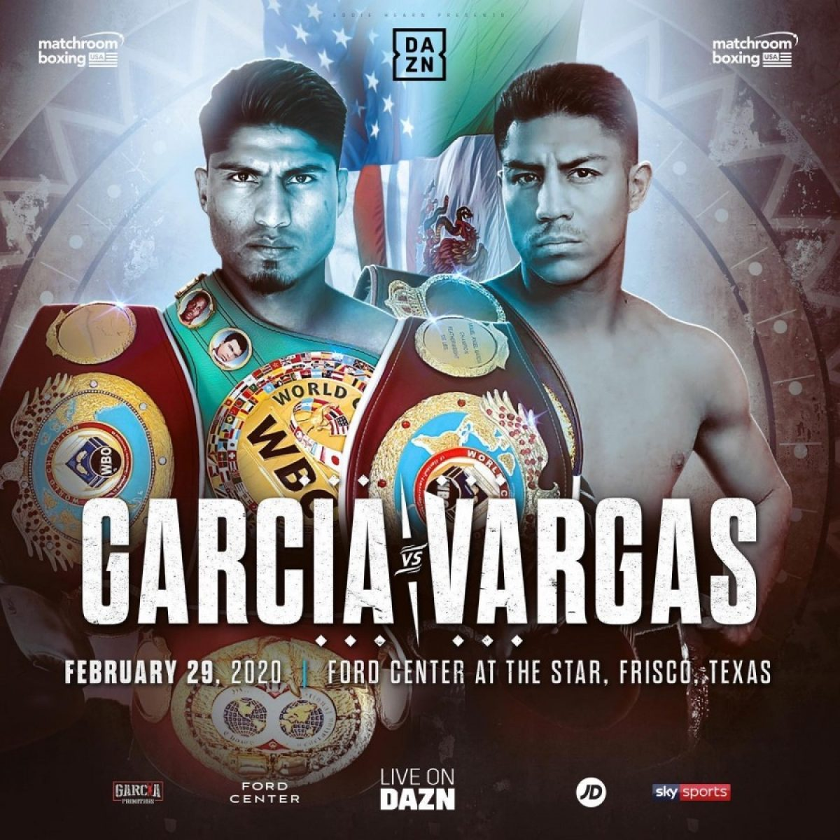 Mikey Garcia and Jessie Vargas Clash in Texas | Round By Round Boxing