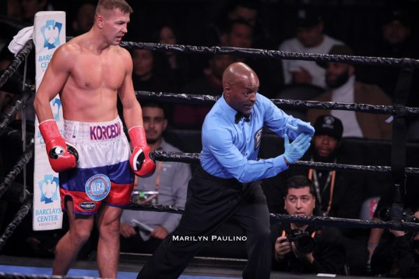 Chris Eubank Jr. vs. Matt Korobov