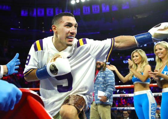 IBF Lightweight champ Teofimo Lopez (15-0, 12 KOs) is in a unique position. On a list such as this one, it's very difficult to move up or down if everything stays the same.