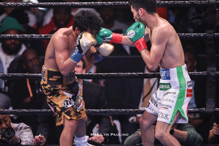 Ryosuke Iwasa vs. Marlon Tapales