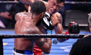 Stephen Fulton Wins Hard-Fought Clash Against Arnold Khegai