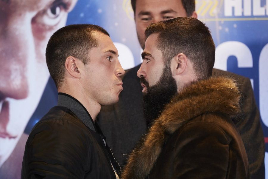 Scott Quigg vs. Jono Carroll Fight Results