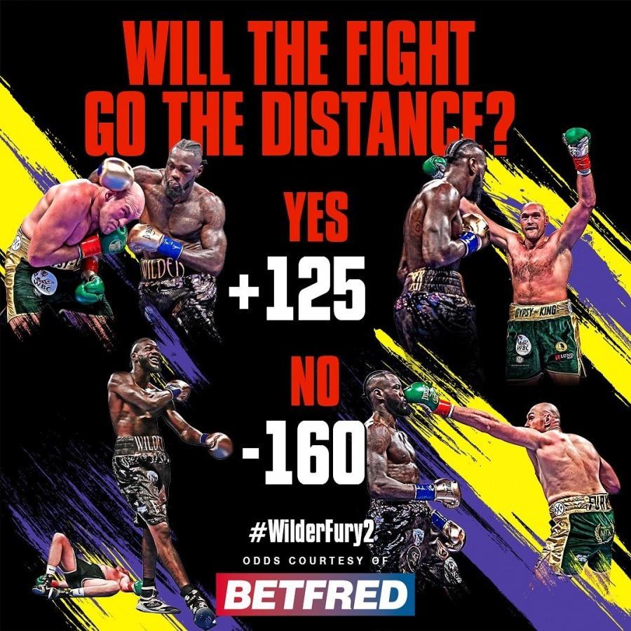 Wilder vs fury betting odds ac reggiana vs spal betting tips