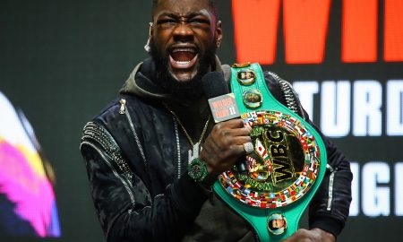 Deontay Wilder Envisions a Dramatic Knockout of Tyson Fury
