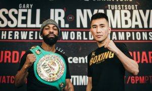 Russell Jr. vs. Nyambayar Fight Preview
