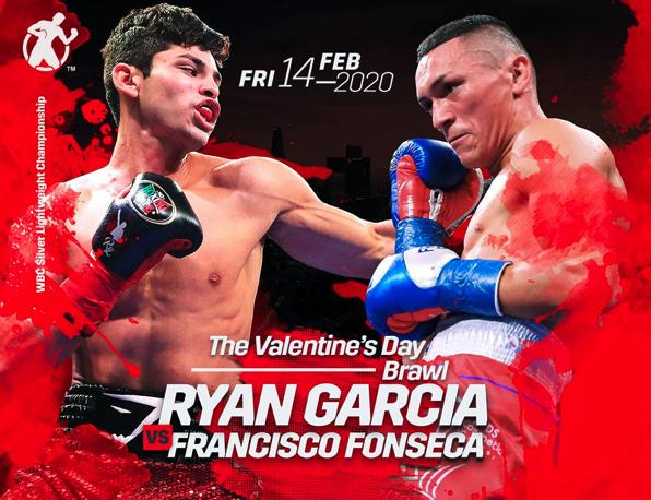 Garcia vs. Fonseca Fight Results