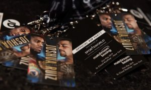 Matchroom Boxing Extends Sportsworld Partnership
