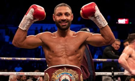 Kell Brook defeats Mark DeLuca
