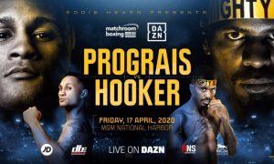 Regis Prograis and Maurice Hooker