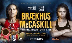 Cecilia Braekhus vs. Jessica McCaskill