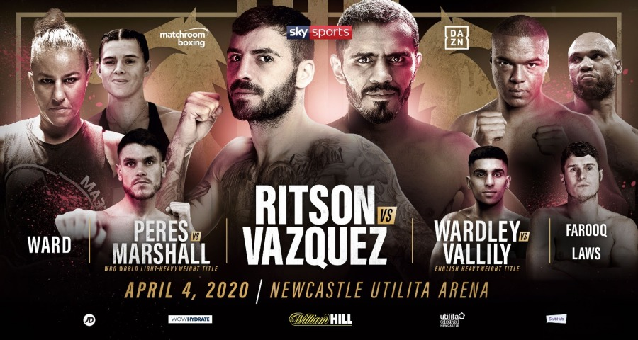 Ritson Takes on Former World Champion in Newcastle