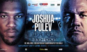 Joshua vs. Pulev Set for June 20