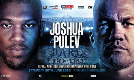 Joshua vs. Pulev Set for June 20