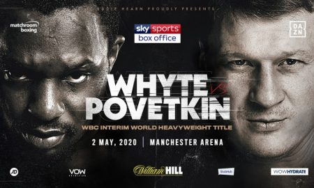Whyte and Povetkin Collide in Manchester