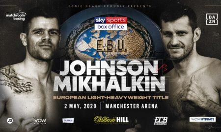 Callum Johnson vs. Igor Mikhalkin