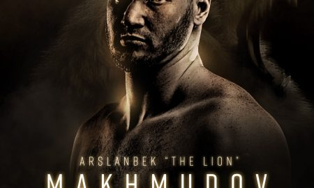 """Arslanbek """"Lion"""" Makhmudov"""