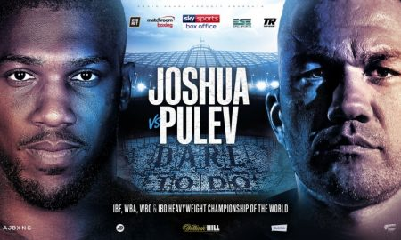 Anthony Joshua's title defense against Kubrat Pulev scheduled to take place at the Tottenham Hotspur Stadium on Saturday June 20 has been postponed.