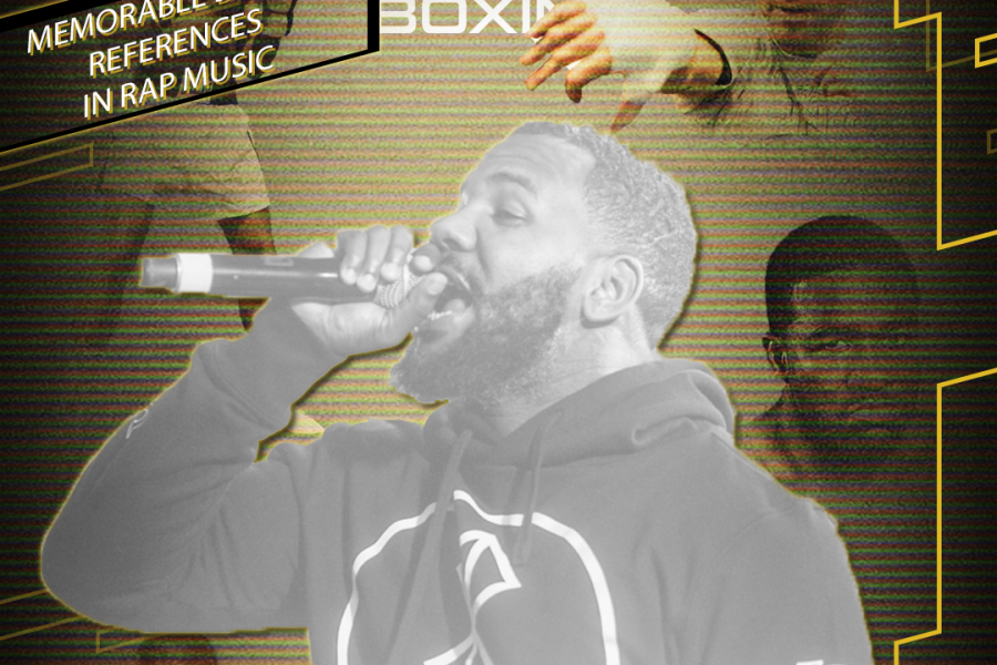 Memorable Boxing References in Rap Music