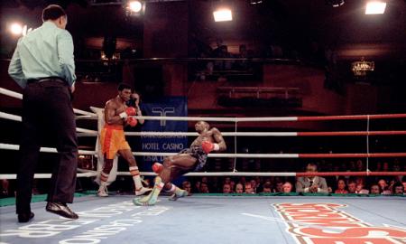 Julian Jackson Power Puncher