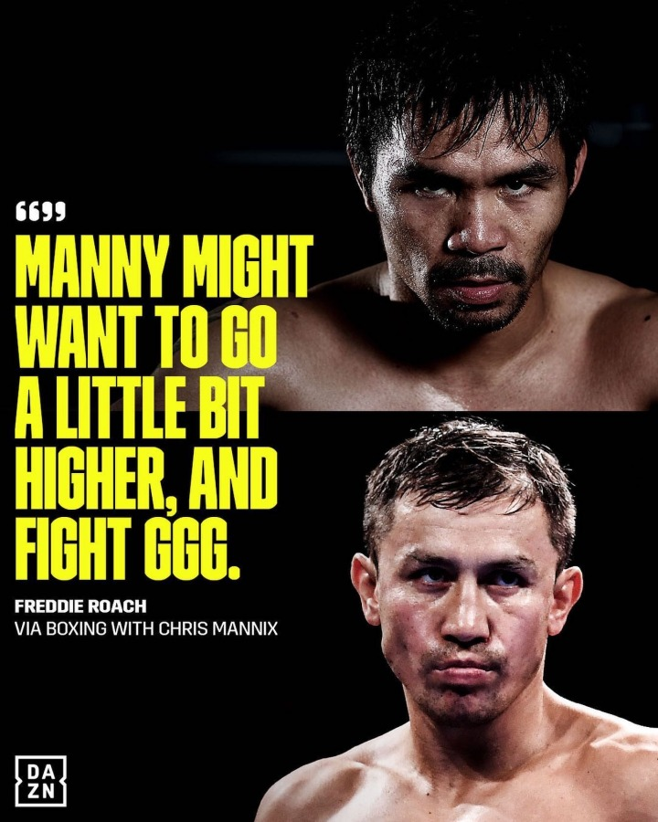Pacquiao vs. GGG
